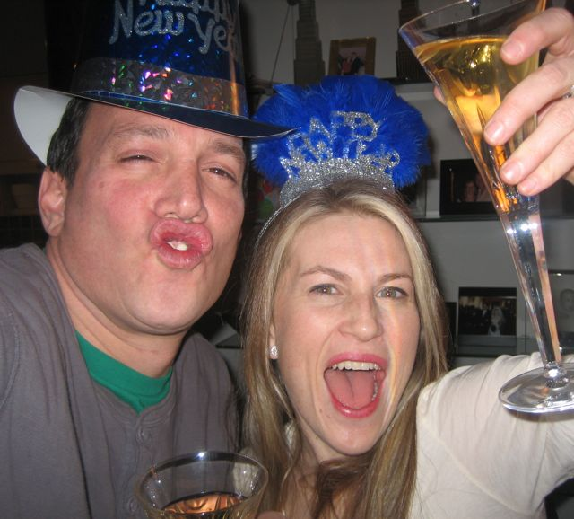 rick-and-kelcey-new-years-fun