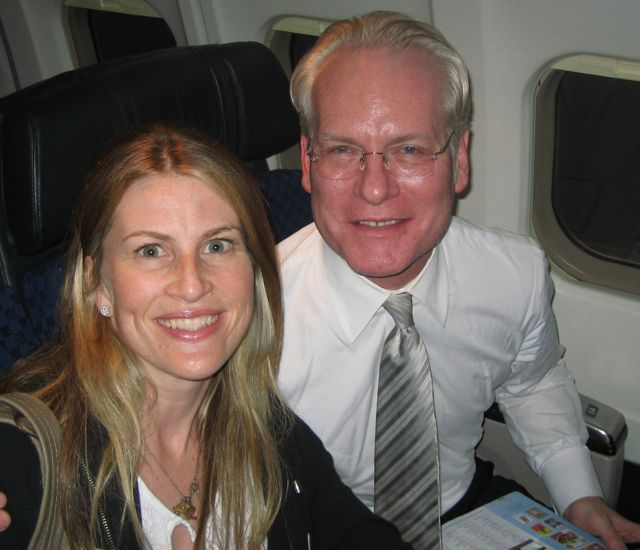 tim gunn and kelcey