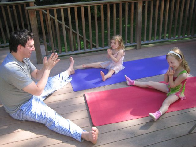 yoga on the deck 2