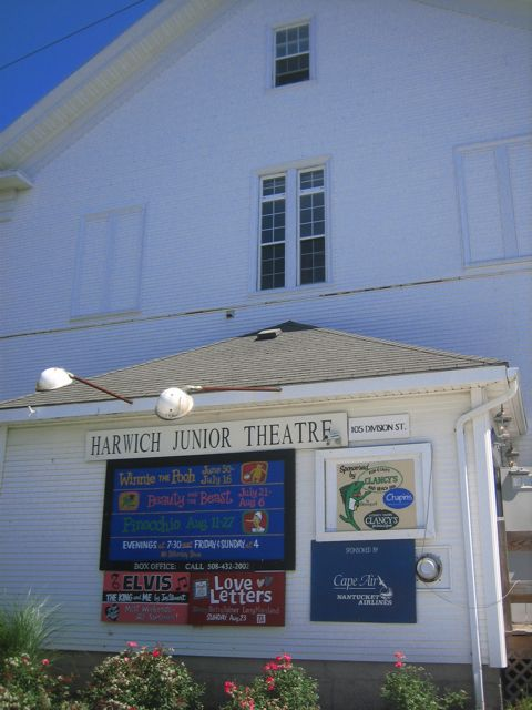 harwich junior theatre cape cod