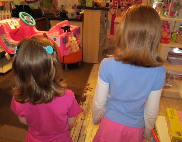 The Day My Girls Decided To Get Their Hair Cut Like