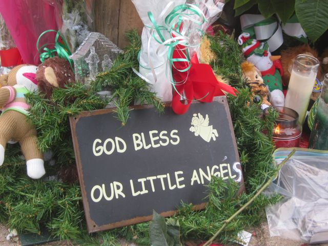 Newtown Sandy Hook angels
