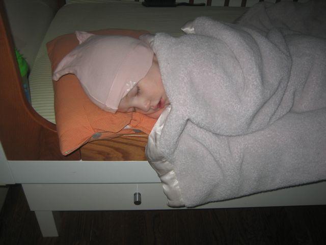 dylan sleeping 2