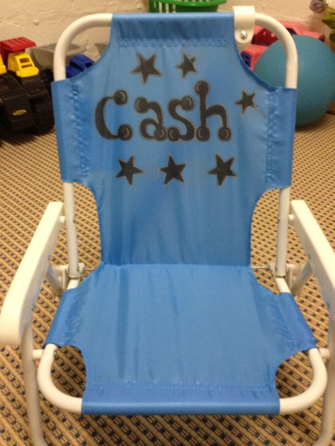 Cash chair