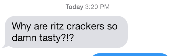 cracker text