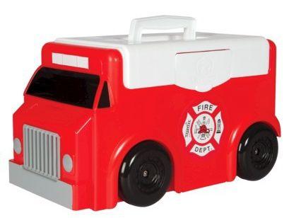 ToyTainer Firetruck