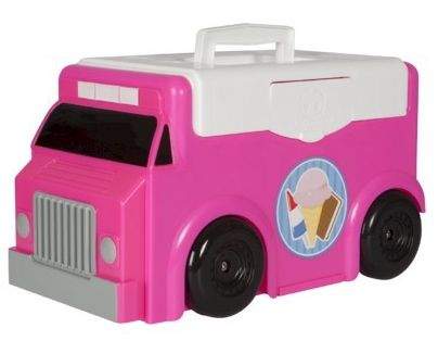 ToyTainer Ice Cream Truck