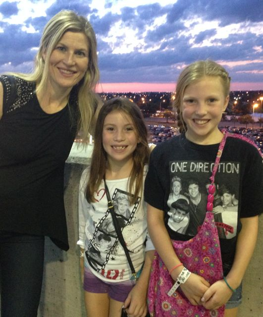 one direction mom and tweens