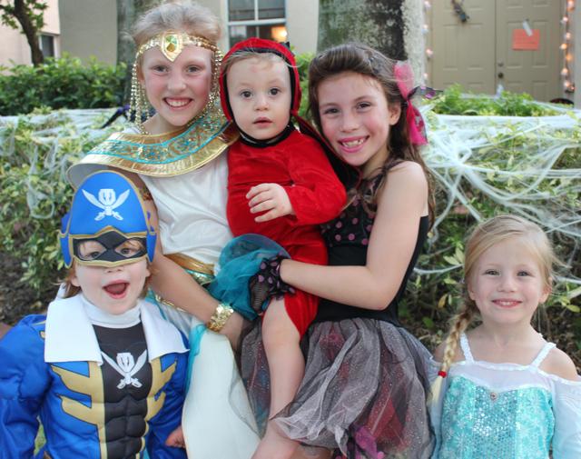 Halloween kids 1