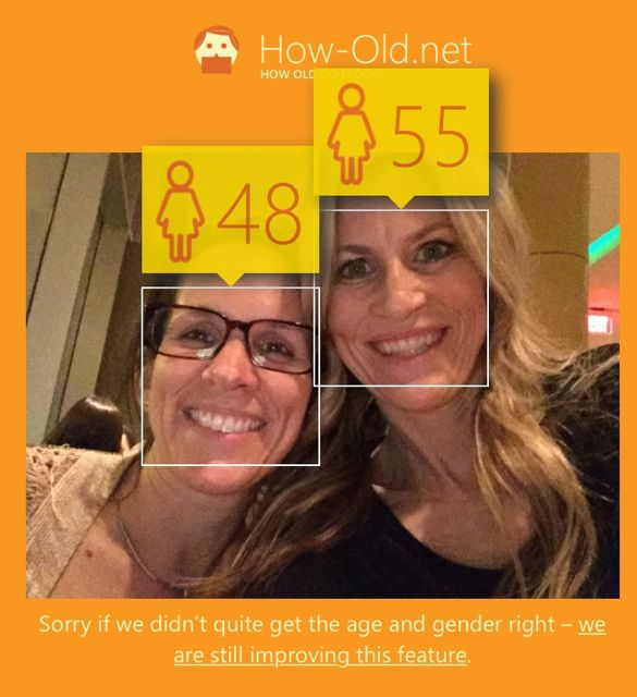 How Old Do I look- Robin and Kelcey