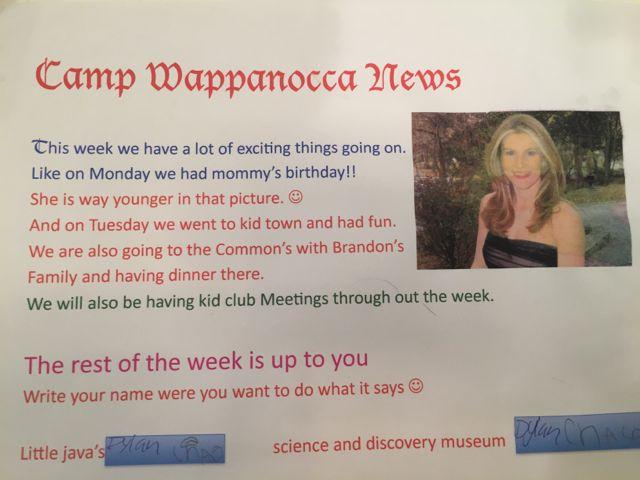 Wappanocca News