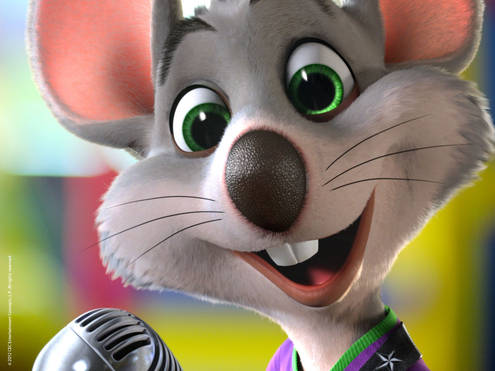 Chuck E Cheese: The Parent Survival Guide To Chuck E. Cheese