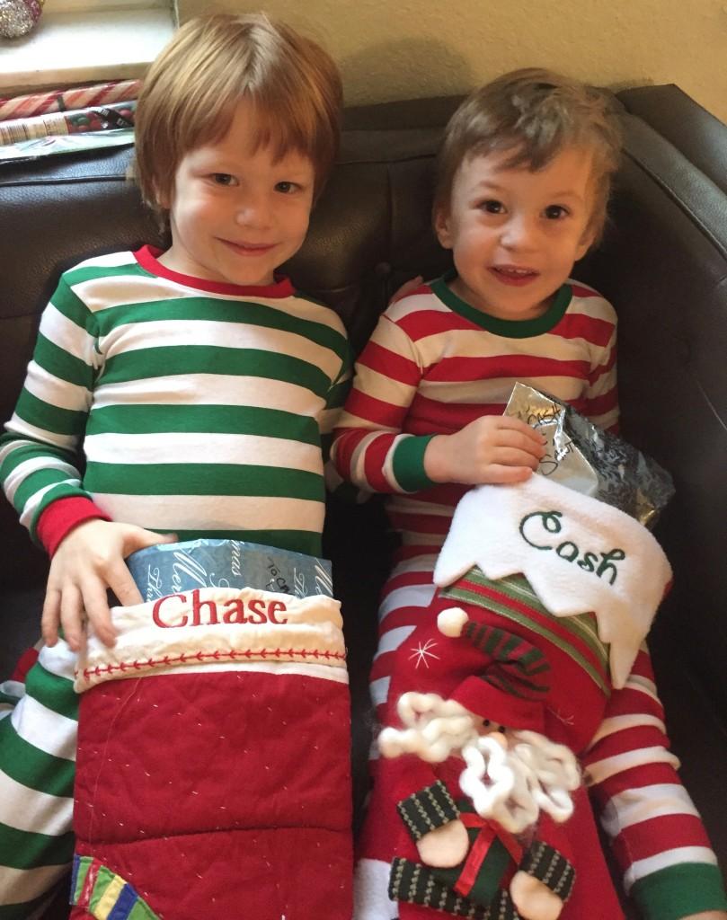 Chase Cash Christmas