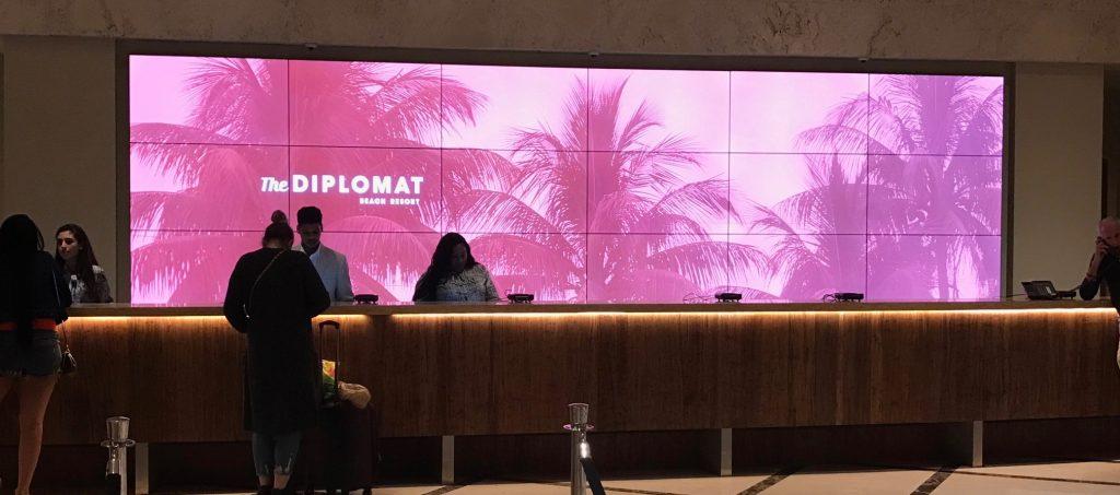 Diplomat lobby