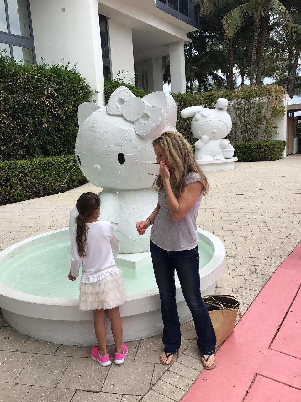 Miami Hotel Kitty